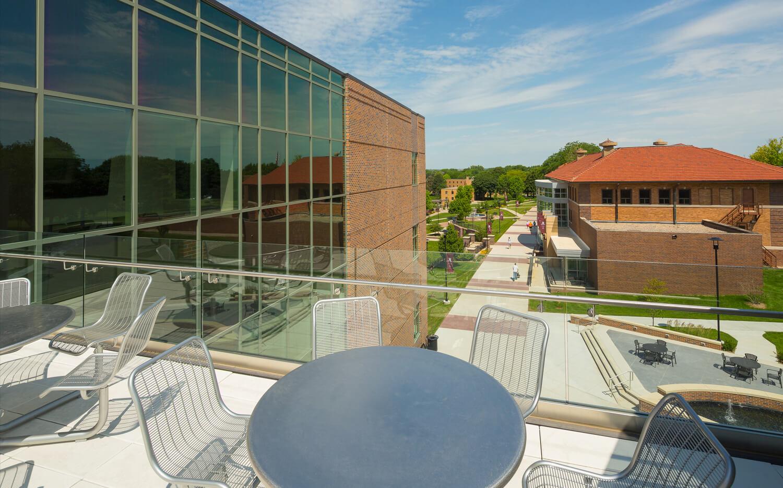 cmba-architects-portfolio-buhler-rohlfs-hall-balcony
