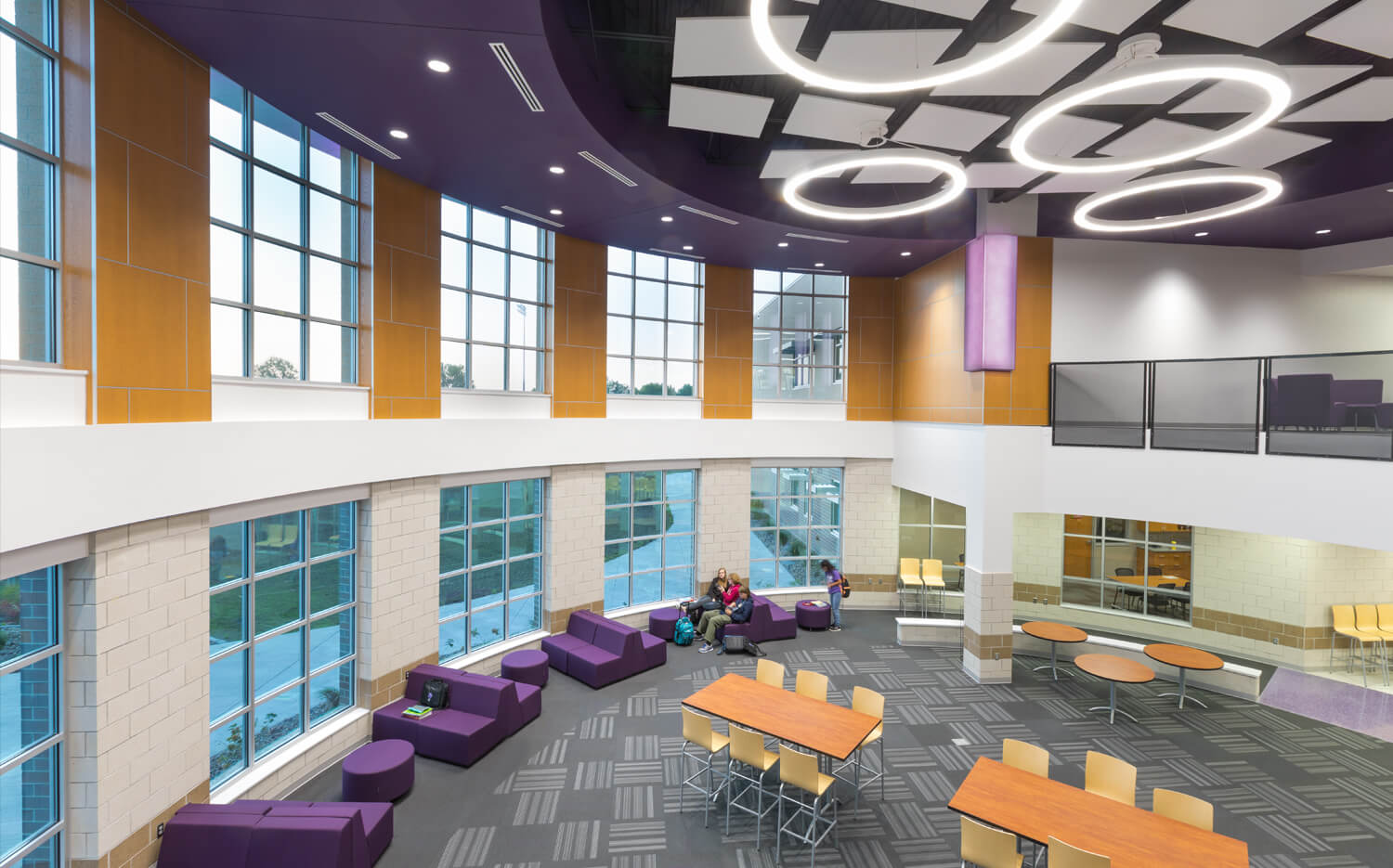Dakota Valley High School Cmba Architects