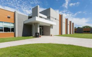 Exterior of East Elementary School