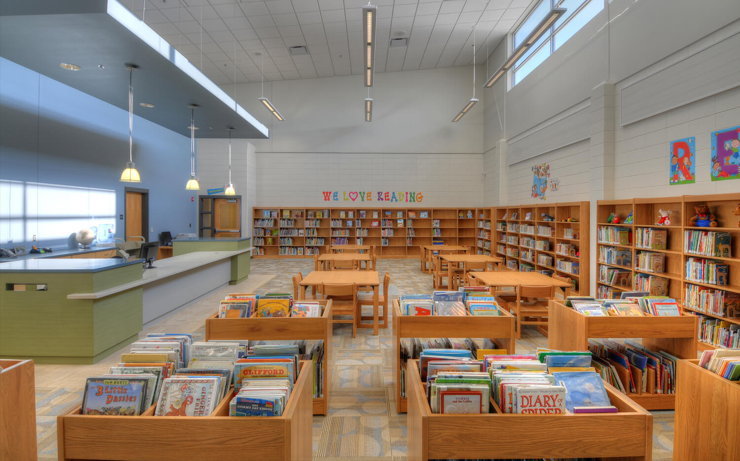 cmba-architects-portfolio-hinton-elementary-school-library