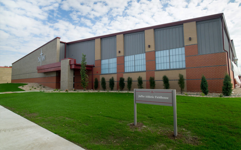 Exterior of DeWitt Learning Commons
