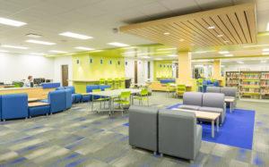 Sioux Center High School, Media Center