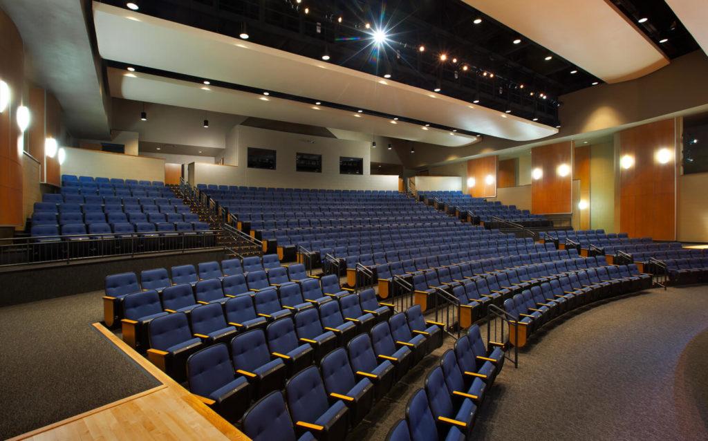 Auditorium of Central City Public Schools, Performing Arts Center