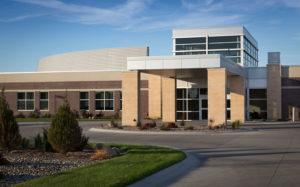 Exterior of Sioux Center Health Facility