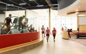 Healthy College Campus Designs