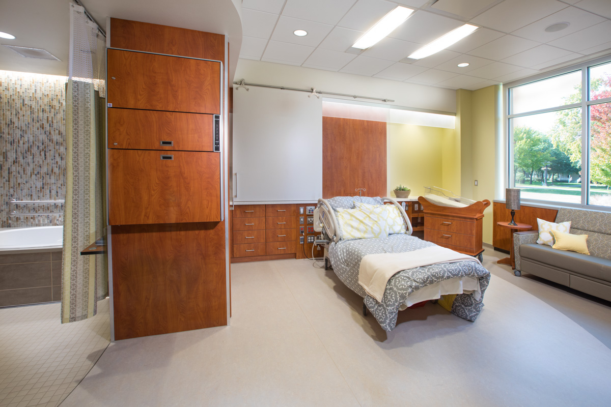 Patient Room Design CMBA Architects