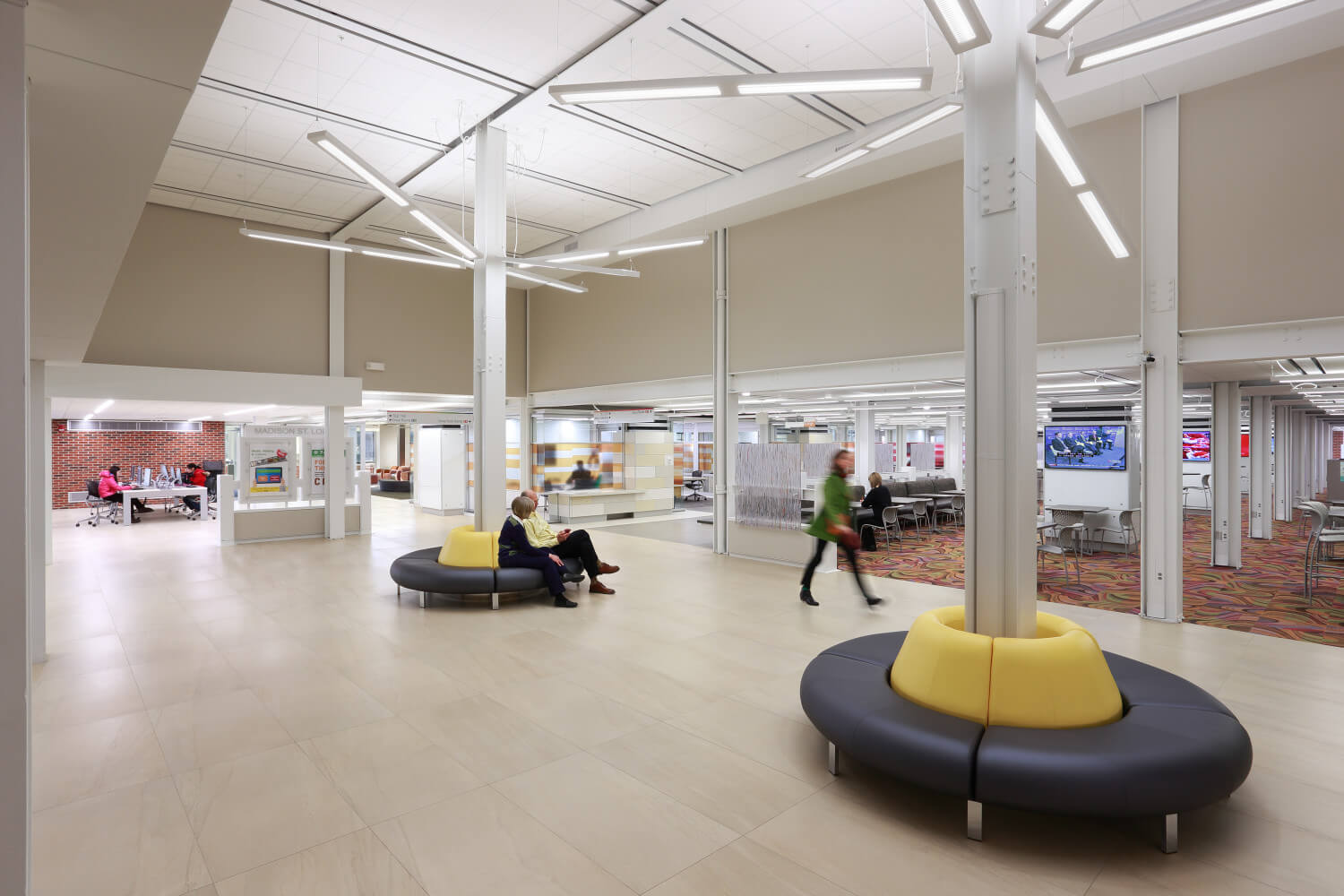 University of Iowa, Library Learning Commons