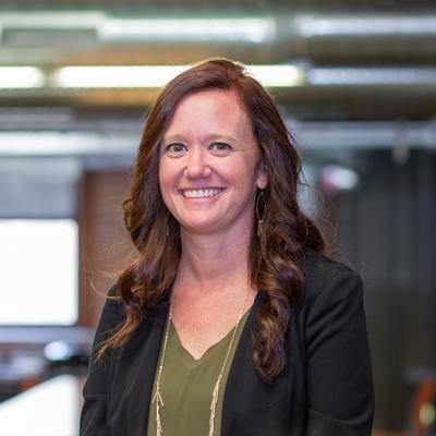 Headshot of CMBA Administrator, Katie Gotto