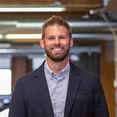 Headshot of CMBA Architect, Eric Coleman