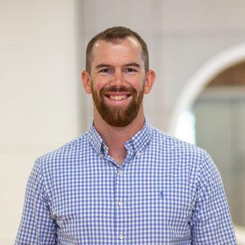Headshot of CMBA Architect Joe Copley