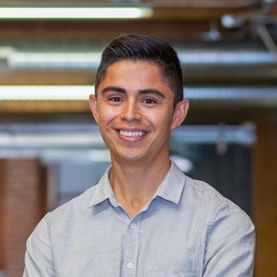 Headshot of CMBA, Julio Muñoz
