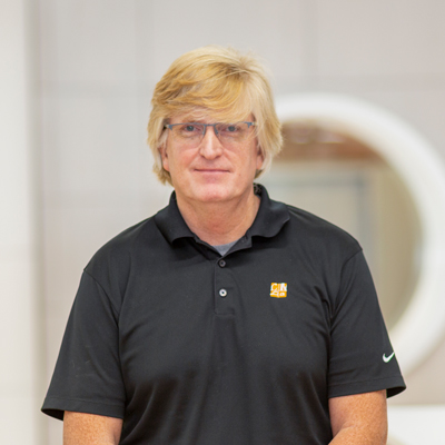 Headshot of CMBA Architect, Todd Campbell