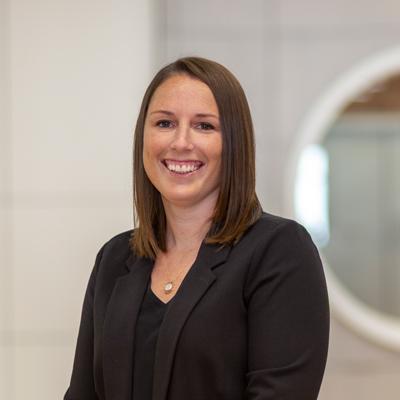 Headshot of CMBA Interior Designer, Cathy Koch