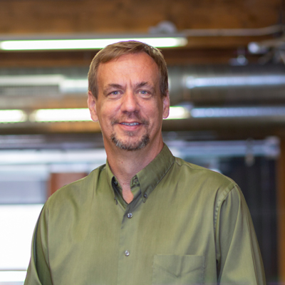 Headshot of CMBA Project Manager David Uhrich