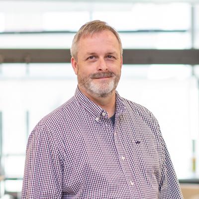 Headshot of CMBA Project Manager, Matts Barstad