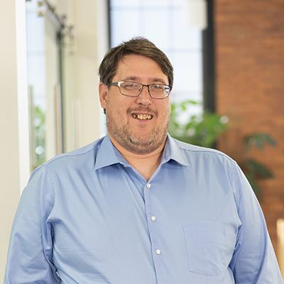 Headshot of CMBA Architect, Matthew Bennett
