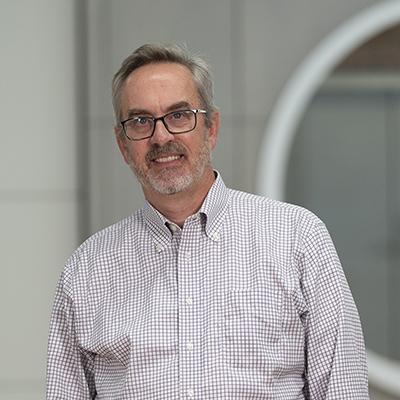 Headshot of CMBA Architect, Steve Getz