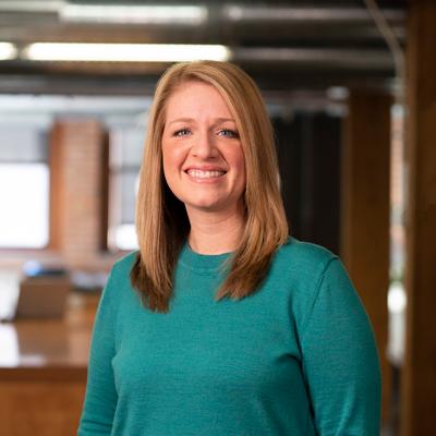Headshot of CMBA Administrator, Kristi Ploen