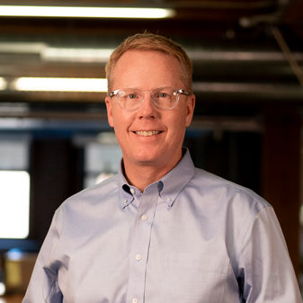 Headshot of CMBA CEO/Principal Architect, Brian Crichton