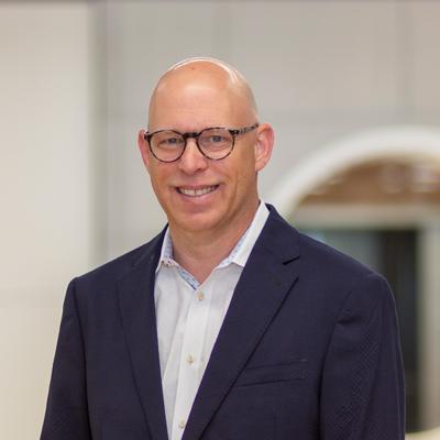 Headshot of CMBA Principal Architect, Kent Lutz