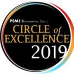 PSMJ Circle of Excellence 2019 Logo