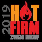 2019 Hot Firm Zweig Group Logo
