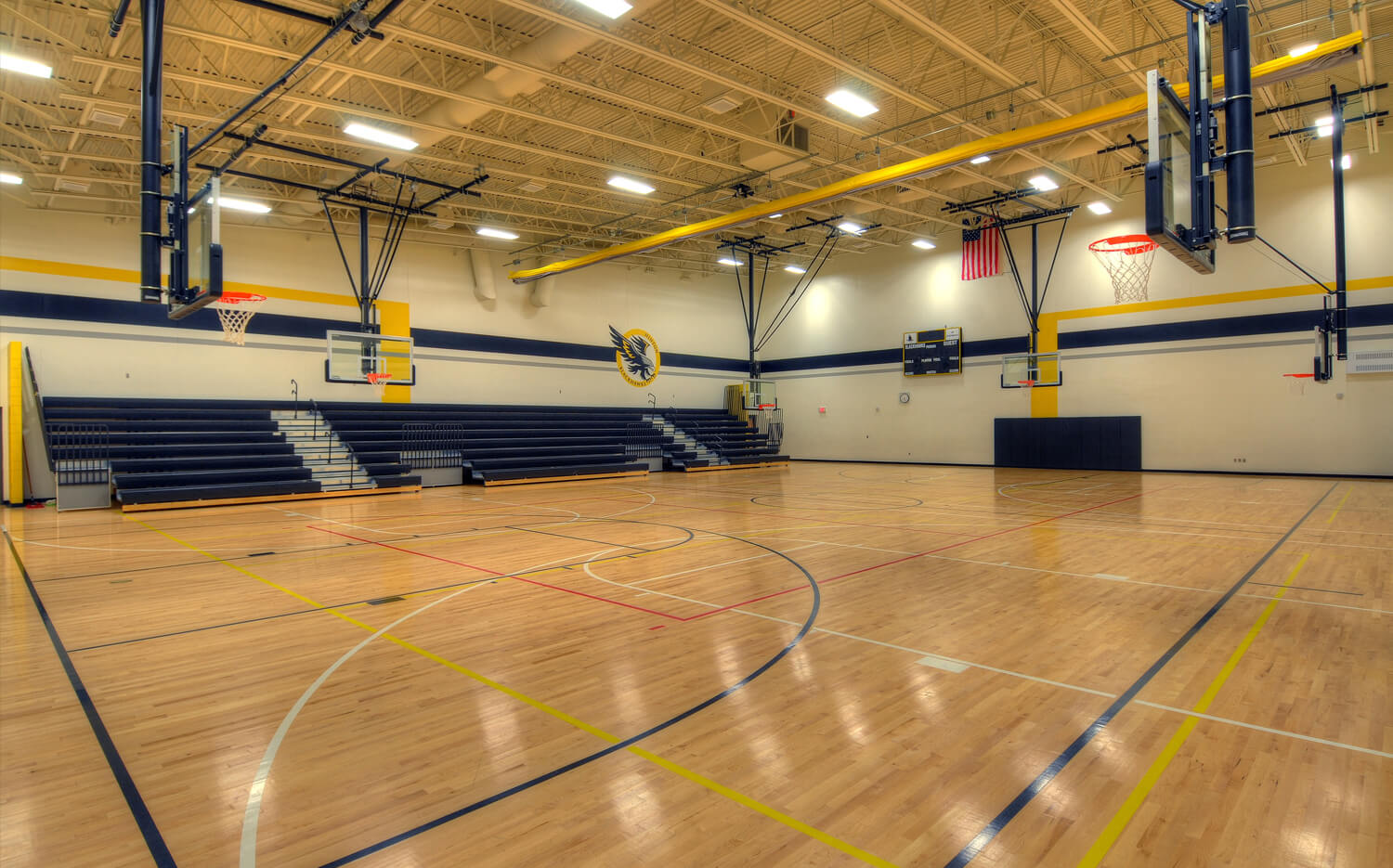 cmba-architects-portfolio-hinton-elementary-school-gym