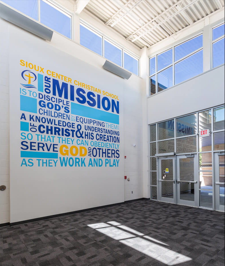 cmba-architects-portfolio-sioux-center-christian-entrance-detail