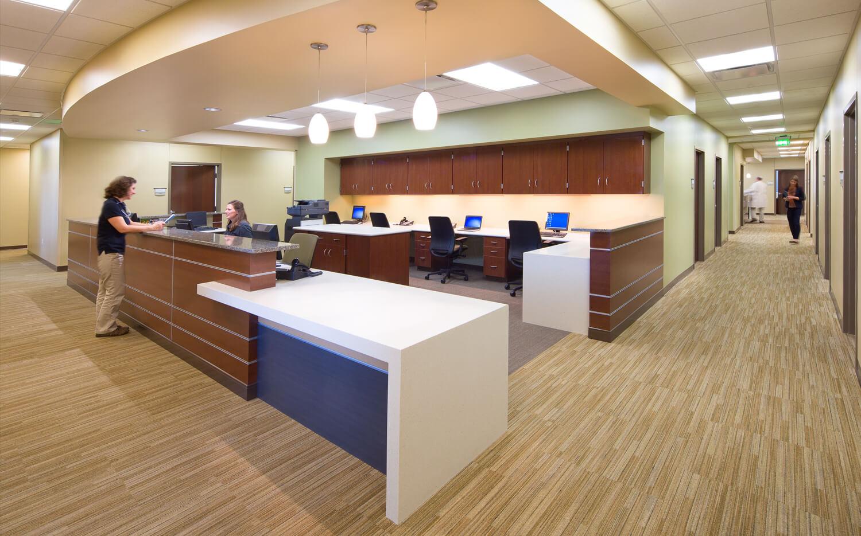 cmba-architects-portfolio-sunnybrook-medical-plaza-nurse-station