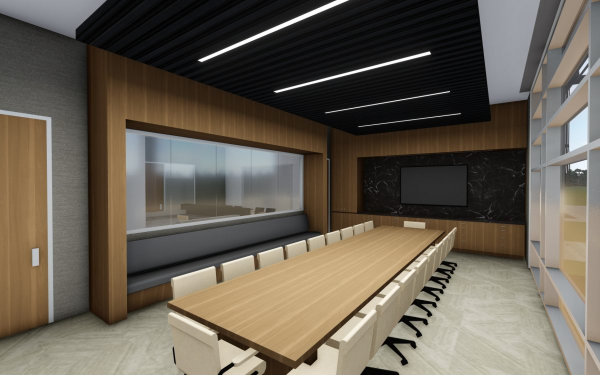 Executive - Conference Room (Dark Accent) - View #2
