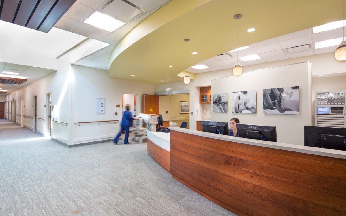 cmba-architects-portfolio-spencer-hospital-nurse-station