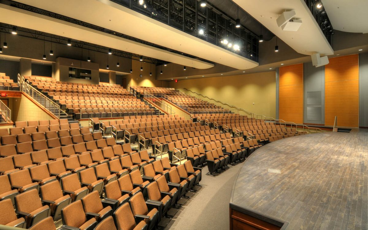 The Knight Center - Seating
