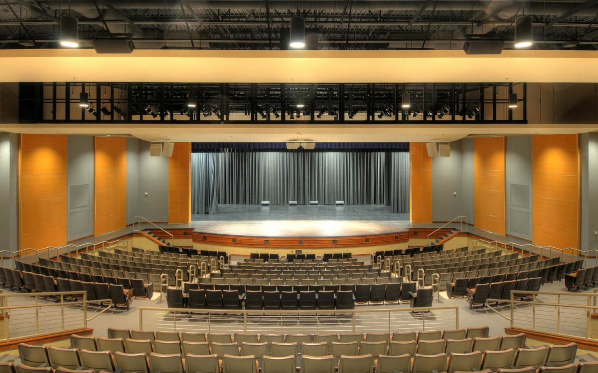 The Knight Center - Stage